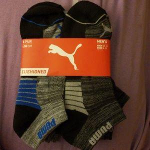 Men S Puma Low Cut Socks On Poshmark